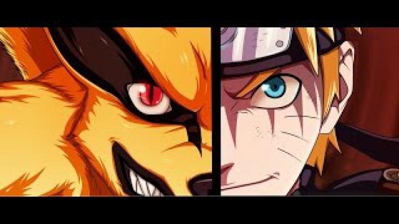 [AMV] Naruto = Jensen Ackles - Runnin(Nightcore Remix)