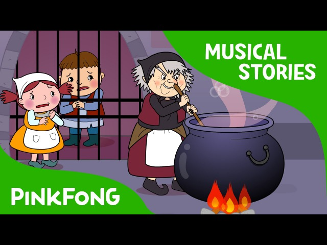 Hansel and Gretel Fairy Tales Musical PINKFONG Story Time for Children
