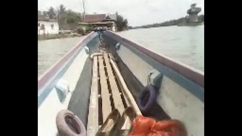 Survey Sekitaran Sungai Cenrana Kabupaten Bone