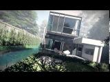 Lumion 6 + SketchUp - A house and a garden