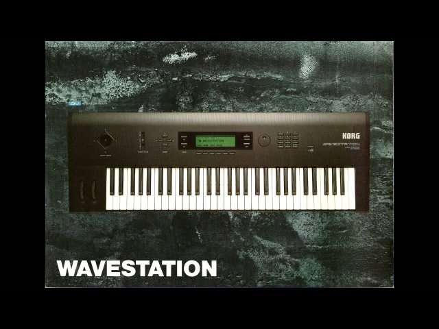 Korg Wavestation - Ambient Worlds - For OriginalEXADVSTiWavestation