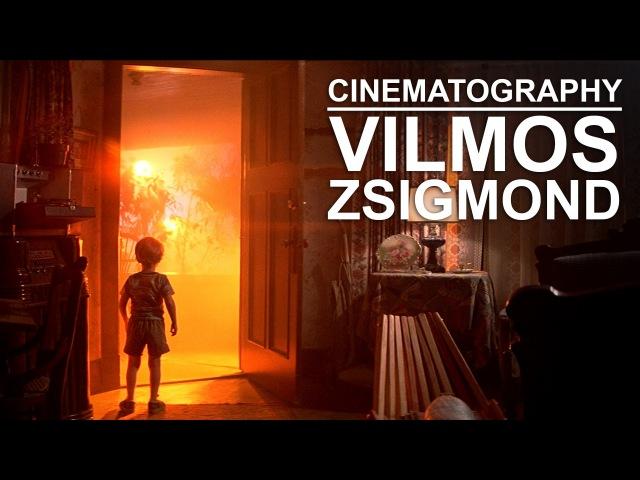 Understanding the Cinematography of Vilmos Zsigmond