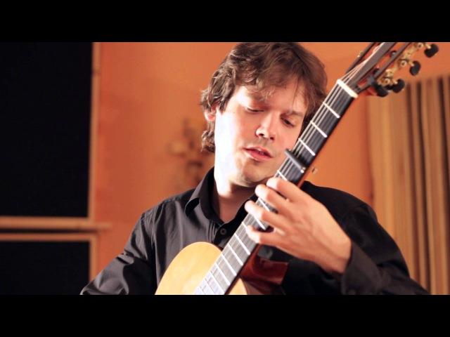 Giovanni Zamboni: Sonata VI. (Uros Baric, classical guitar)
