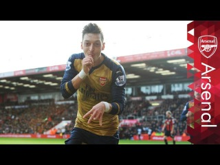 Mesut Ozil - Top-5 Arsenal Premier League goals
