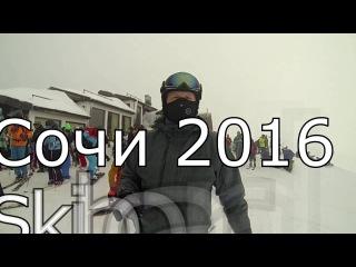 Sochi 2016 Skiboarding