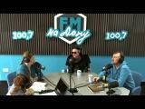 Певица Линда на радио FM-НА ДОНУ