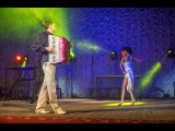 Либертанго: аккордеон + триал + танго/ Libertango: accordion + bike trial + tango