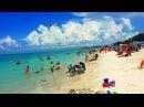 Пляж Anna Maria райский остров Флорида США