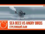 World of warships - Этот бой никто не стримил! Sea Bees vs ANGRY BIRDS