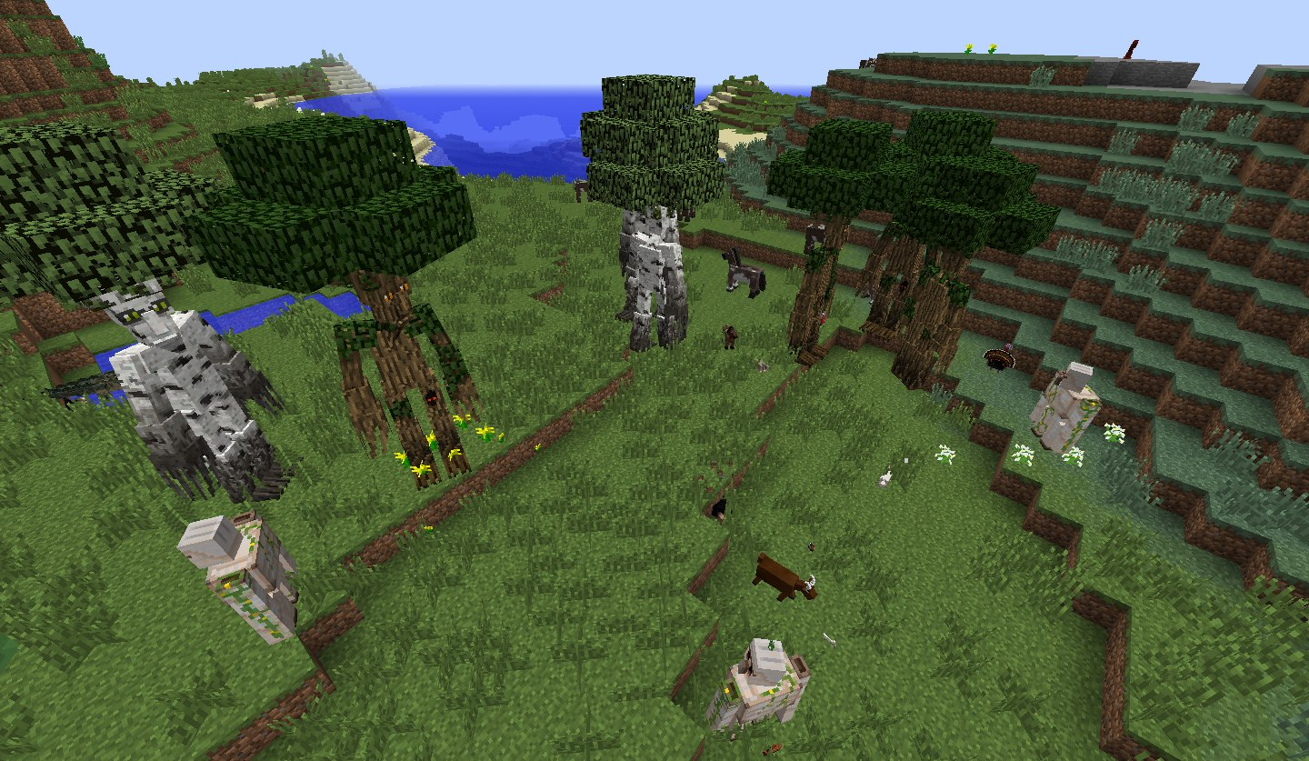 [Client][1.7.10] Сборка Minecraft by FluttershyP_F