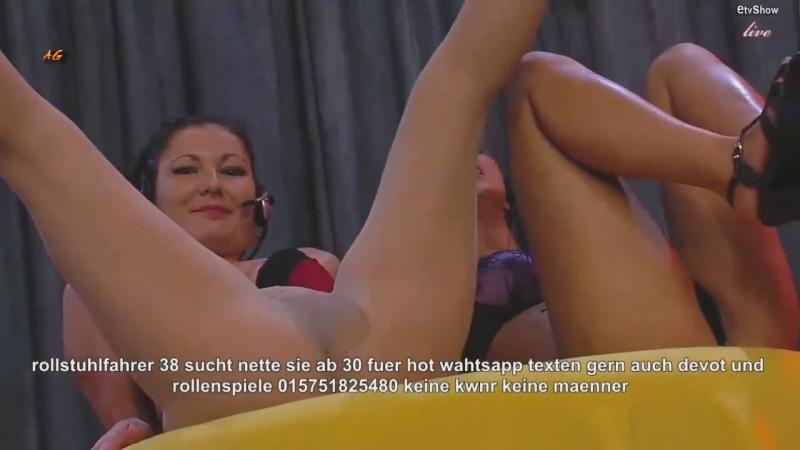 Strip sex show tv kaleya