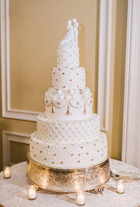 QUm4nFJ1I2o - 28 Великолепных свадебных тортов сезона 2015