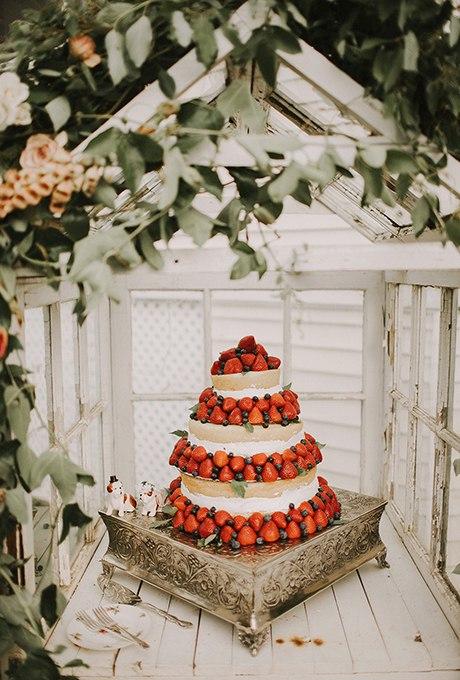 XnGjgW4XS5o - 28 Великолепных свадебных тортов сезона 2015