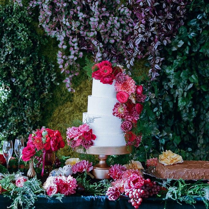 c2Xn9wwCSEw - 28 Великолепных свадебных тортов сезона 2015