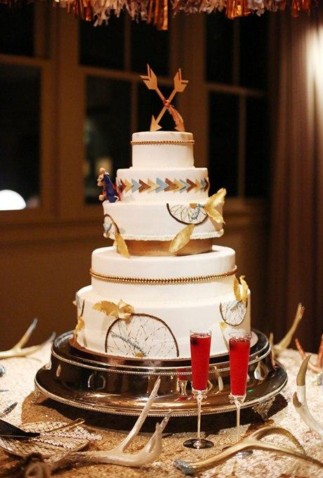 7jN6 PAdd 4 - 28 Великолепных свадебных тортов сезона 2015