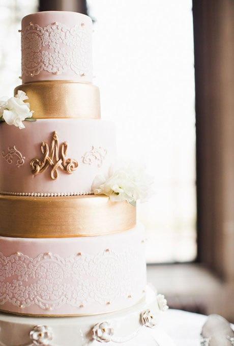 ubpgdbnBba8 - 18 Кружевных свадебных тортов