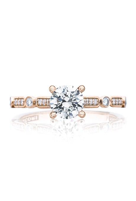 rzq67cwDB78 - 25 Обручальных колец из розового золота
