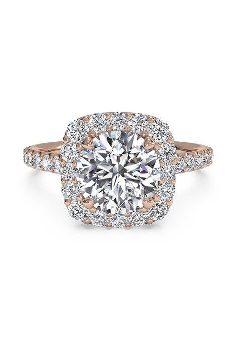 l lzU94gOAY - Обручальные кольца из розового золота (27 фото)