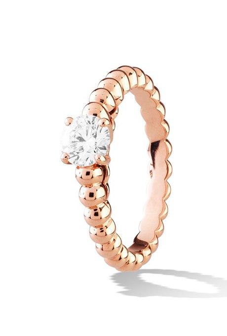 SZjpmbRCu A - Обручальные кольца из розового золота (27 фото)