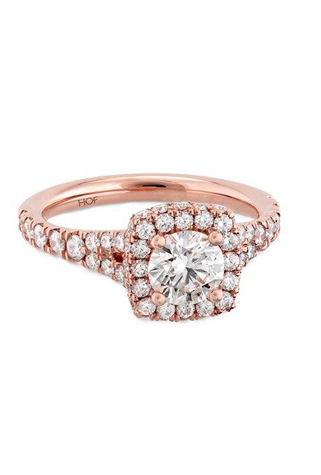 spSS0fM9hrM - Обручальные кольца из розового золота (27 фото)