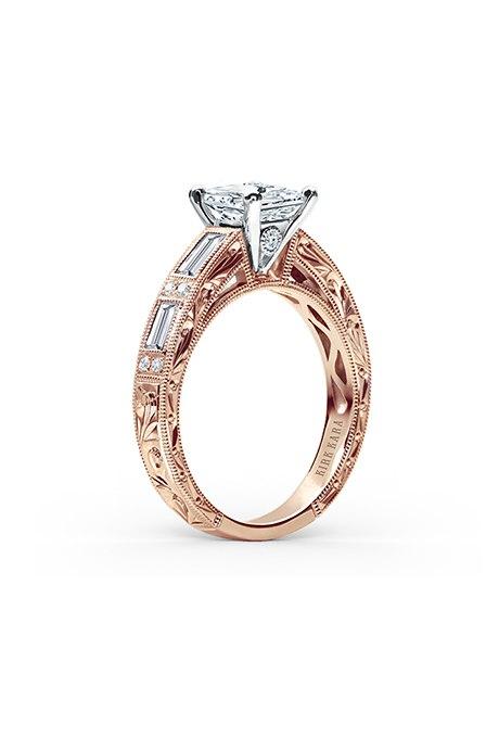 SnntwyqqjNI - Обручальные кольца из розового золота (27 фото)