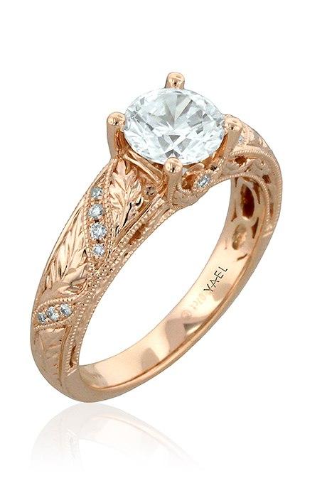 cAWU6Ln8Ubo - Обручальные кольца из розового золота (27 фото)