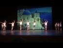 Греческий танец-сиртаки