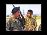 "Аргун 1996 год . Чечня,в⁄ч 5385.""303"" ОБОН"" Белые Медведи ""101 бригада."