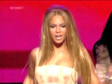 Beyonce Knowles - Baby BoyCrazy In Love (Live NRJ Music Awards 2004)