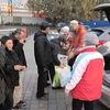 Помощь бездомным. Нижний Новгород. Волонтёры