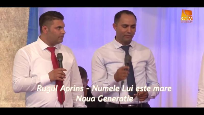 RUGUL APRINS - MUZICA CRESTINA (LIVE) 2016