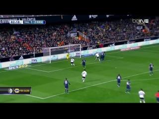 Valencia - Real Madrid 2-2, all goals, 03.01.2016. HD
