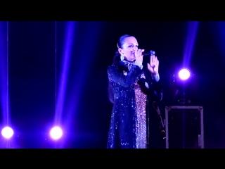 Певица Слава в Лангепасе