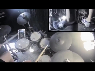 Map - Maroon 5 [Electronic Rock Cover By IFMENOT] (Electric Drum Cover)