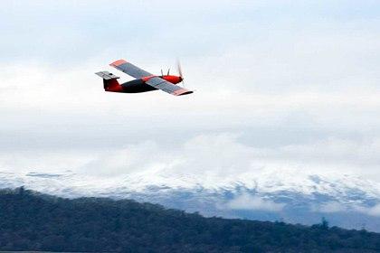 Самолет на твердоводородном топливе совершил первый полет