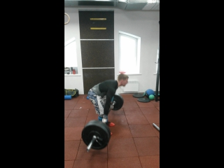 комплекс-тяга-100 и отжимание в стойке-21-15-9