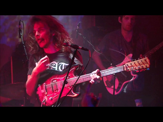 King Gizzard The Lizard Wizard - Live at Ancienne Belgique 02/03/2016