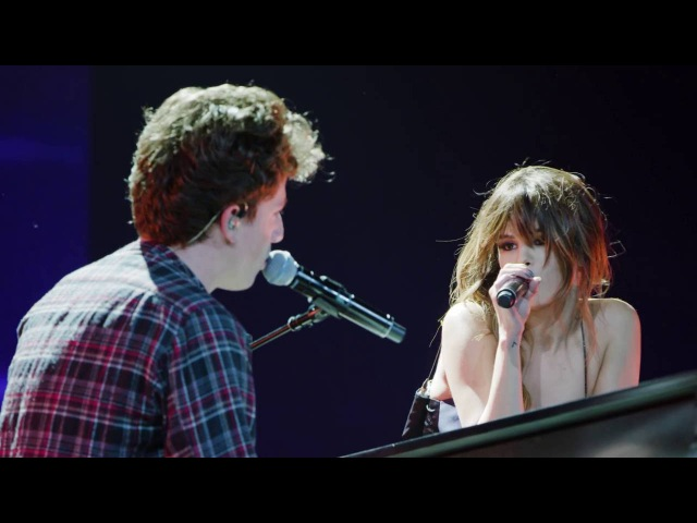 Charlie Puth Selena Gomez We Don't Talk Anymore Official Live Performance