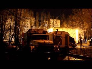 МОЛНИЯ!Ночная работа на месте взрыва в жилом доме в Волгограде!