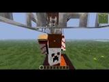 Обзор модов на Майнкрафт[1.5.2] #2 Smart Moving (Новые движения и анимация!!) (old video)