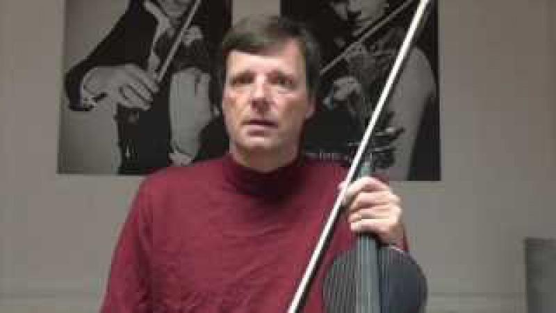 Violine / Geige lernen - Geigenspiel verbessern - Tutorial Teil 8: Handhaltung-Fingerhaltung