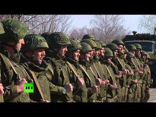 Российские саперы вылетели в Сирию для разминирования Пальмиры