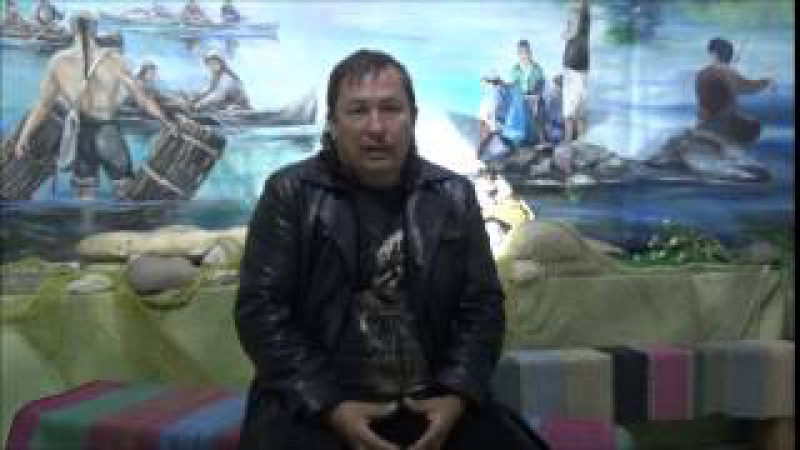В гостях у шамана ч 4