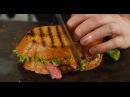 Сендвич стейк по рецепту Гордона Рамзи