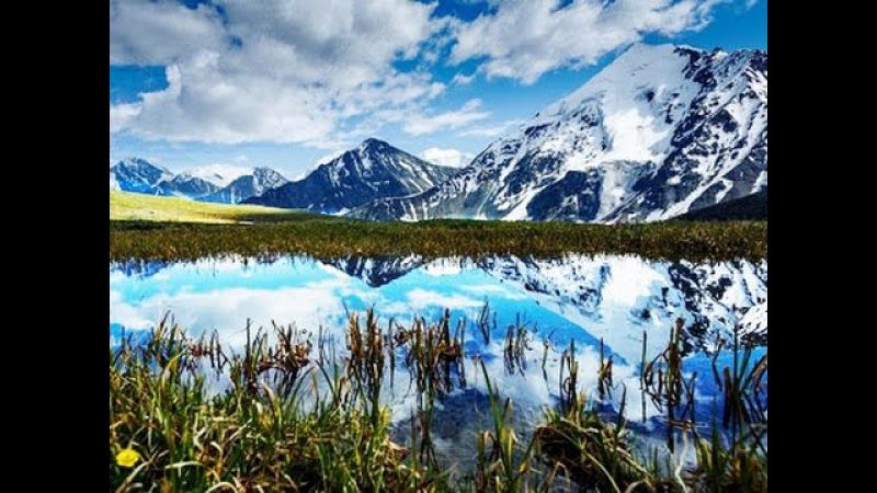 Долина Семь Озер. Утро. Паломничество к Белухе.