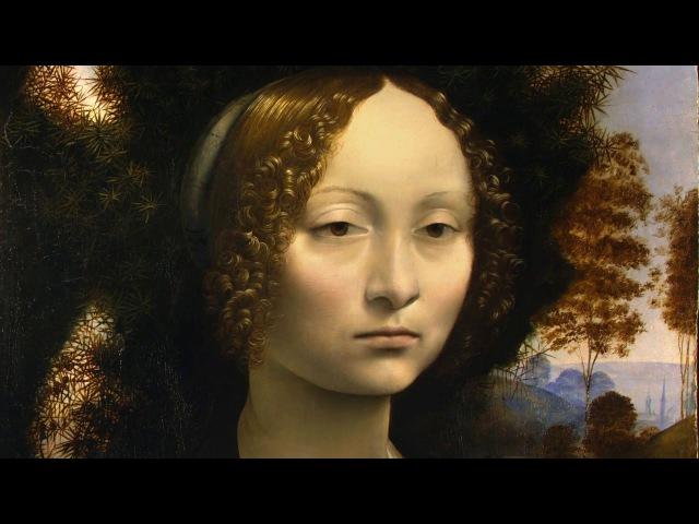 Tutti i dipinti di Leonardo in 3 minuti HD