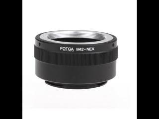 Аксессуары к Sony Fotga M42 metal camera lens ring for Sony NEX E - mount A7 A6000