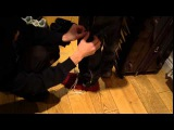 오혁, 아름다운 영국의 전원으로 떠나다. 제 10화 오혁이 입을 옷