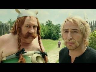 Астерикс и Обеликс в Британии ФИЛЬМЫ КОМЕДИИ 2012   Комедия для всей семьи Жерар Депардье   YouTub