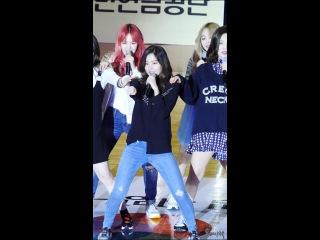 160327 레드벨벳(Red Velvet)_(슬기) Ice Cream Cake [2016희망농구 올스타전] 직캠 by 욘바인첼